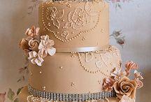 Gorgeous cakes / Wedding cakes