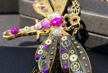 Timeless Curiosity Steampunk Jewellery / Steampunk Jewellery