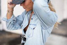 FASHION | Denim on Denim