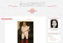 #100happydays / by Nana Pinho