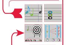 Ear Training / Screenshots from educational videos