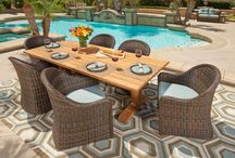 Patio Furniture - Dining Sets
