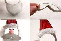 Lavoretti con i bimbi - Natale / Idee per lavoretti da fare con i bimbi per Natale