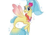 my little pony podmorský svet