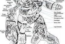 Macross/Robotech / by Armando Acosta