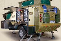 Campers,Offroad trailers and Things / by Will Boutin Photos