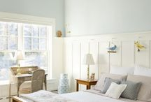 Farm Apartment / THE COLOR PAINT I WANT IN THE LIVINGROOM MAYBE A LITTLE MORE GRAY!!!! / by Alexandra Roetman