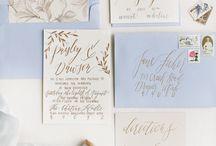 Printing wedding