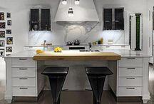 Marmur w kuchni #inspiracje