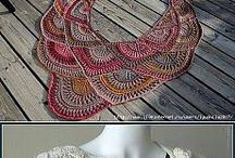 Różności szydełkowe i na drutach