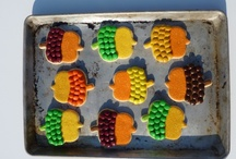 Autumn and Fall Cookies by Sweet Dani B / My sweet list for Autumn!