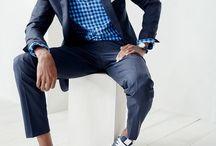 Office male sneakers