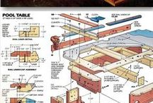 planos mesa de pool