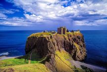 Замок Данноттар, Шотландия (Dunnottar Castle, Scotland)