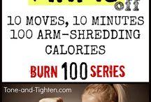 Burn the fat
