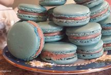 French macaron / I love affair with sweets.