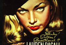 Film Noir Refs - Posters & book covers