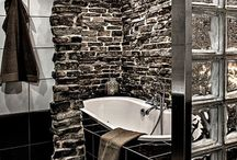 Bathroom Ideas & Inspirations / These amazing bathrooms are great examples of inspiring interior design.