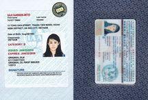 Đổi bằng lái xe quốc tế tại Hà Giang