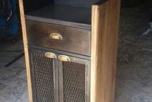 industrial furniture design