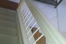 Gregory Staircas / New Beach Wood Stairs