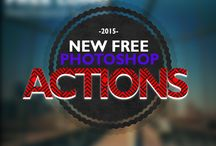 Photoshop Actions / Free Download Photoshop Actions