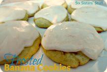 Recipes - Cookies / by Jodi Seurer Rausch