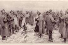 Lesson 7: Christmas Truce / History Lesson for 2nd - 10th graders. World War I: Unofficial Christmas Truce, December 25, 1914
