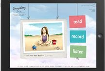 Creating Stories / Create stories using free apps that develop important preliteracy, language and social skills.