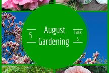 Monthly To-Do Lists / Lists of the Gardening Chores To-Do Every Month