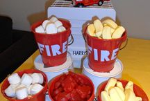fire fighters party