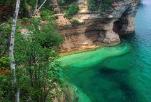 Michigan / by Mary Abbott
