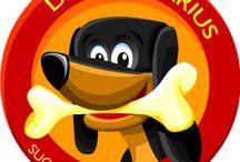 """Dackel Darius / Willie´s Bone / Die vollvertonte, interaktive Kinderbuch-Spiele-App """"Dackel Darius sucht seinen Knochen"""" lädt Vorschulkinder dazu ein, dem frechen Dackel und seinen tierischen Freunden bei der Suche nach dem verlorengegangenen Knochen zu helfen."""