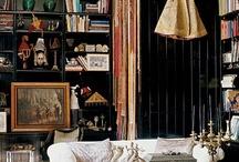 dark rooms i love / by Jessica Parker