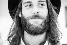 Beards!!! ♡
