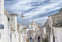 Puglia, Southern Italy / Places of interest for planned travels