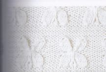 Knitting Stitches / by Kate Eades
