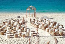 Beach Wedding ideas / Sarasota and its surrounding areas in Florida have some of the best beaches for destination and beach weddings. Sugar white sands and historic venues.... Dreamy