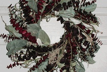 Living Room / Burgundy, beige, a touch of olive green; no theme / by Sarah Bowers