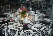 Wedding Inspirations / An inspiration board including items you can rent from Party Time Rentals 613-745-9400