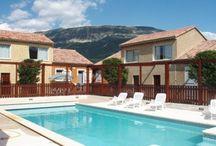 Notre résidence Verdon Vacances / Verdon Vacances, locations saisonnières avec piscine au coeur de la Provence et du Verdon.