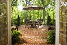 Outdoor Entertainment Spaces