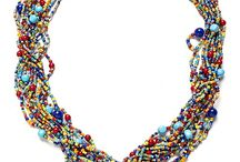 Beading - inspirations - necklaces