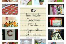 Teacher Gifts / by Diane Caulking