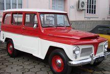 Jeep Brasilien