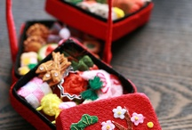 Japanese Deco Sweets / by Marta Aradance