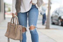 Fur vest oufit (veste de blana)