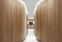 Minimalism arch interiors