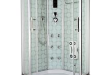 Shower Room With New Glass Patterns ST-8845 / Shower Room With New Glass Patterns ST-8845