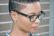 Short Barber Style Cuts